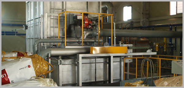 Incineration Heat Recovery Boiler